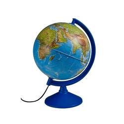Gürbüz - Gürbüz Dönen Işıklı Küre Fiziki + Siyasi 20cm