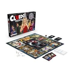 Hasbro - Hasbro E9779 Clue Cluedo Yalanın Peşinde