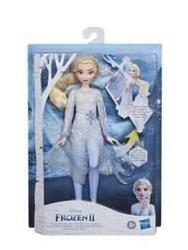 Hasbro - Hasbro Frozen 2 Sihirli Güçleriyle Elsa