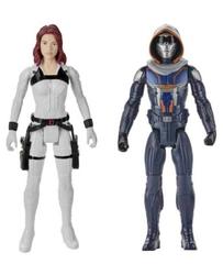 Hasbro - Hasbro Marvel Black Widow Titan Hero Figür