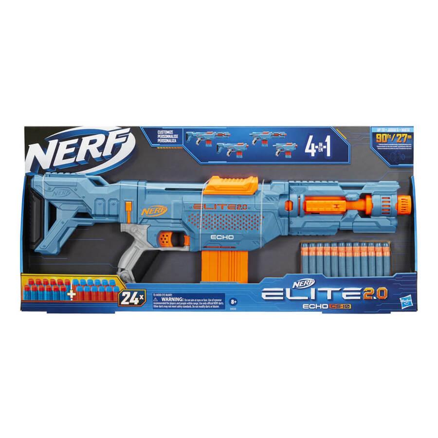 Hasbro Nerf E9533 E'lıte 2.0 Echo -4