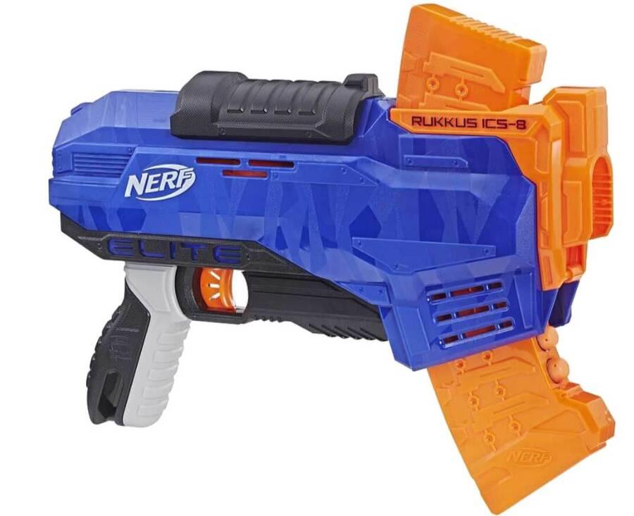 Hasbro Nerf N-Strike Elite Rukkus