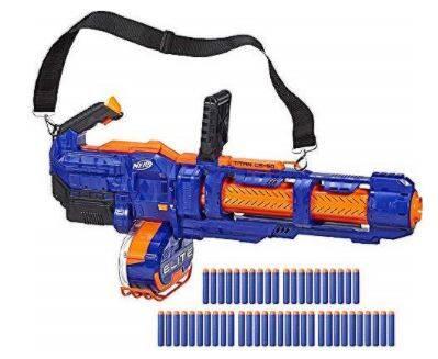 Hasbro Nerf N-Strike Titan Cs50-2
