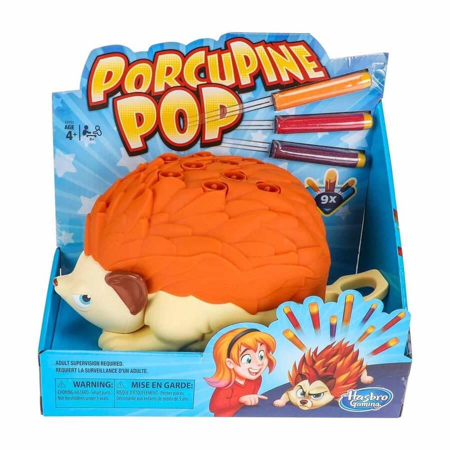 Hasbro Other Preschool Games Porcupine Pop