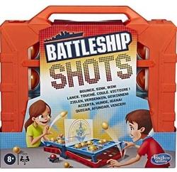 Hasbro - Hasbro Oyun Battleship Shots Amiral Battı Taktik Oyunu