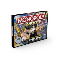 Hasbro - Hasbro Oyun Monopoly Speed