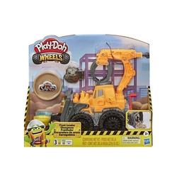 Hasbro - Hasbro Play Doh Çalışkan İş Kamyonu