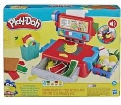 Hasbro - Hasbro Play-Doh Market Kasası Oyun Seti