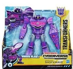 Hasbro - Hasbro Transformers Cyberverse Büyük Figür
