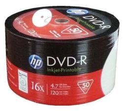 Hp - HP DVD-R 16x50'li Spindle 4.7GB 120 dk