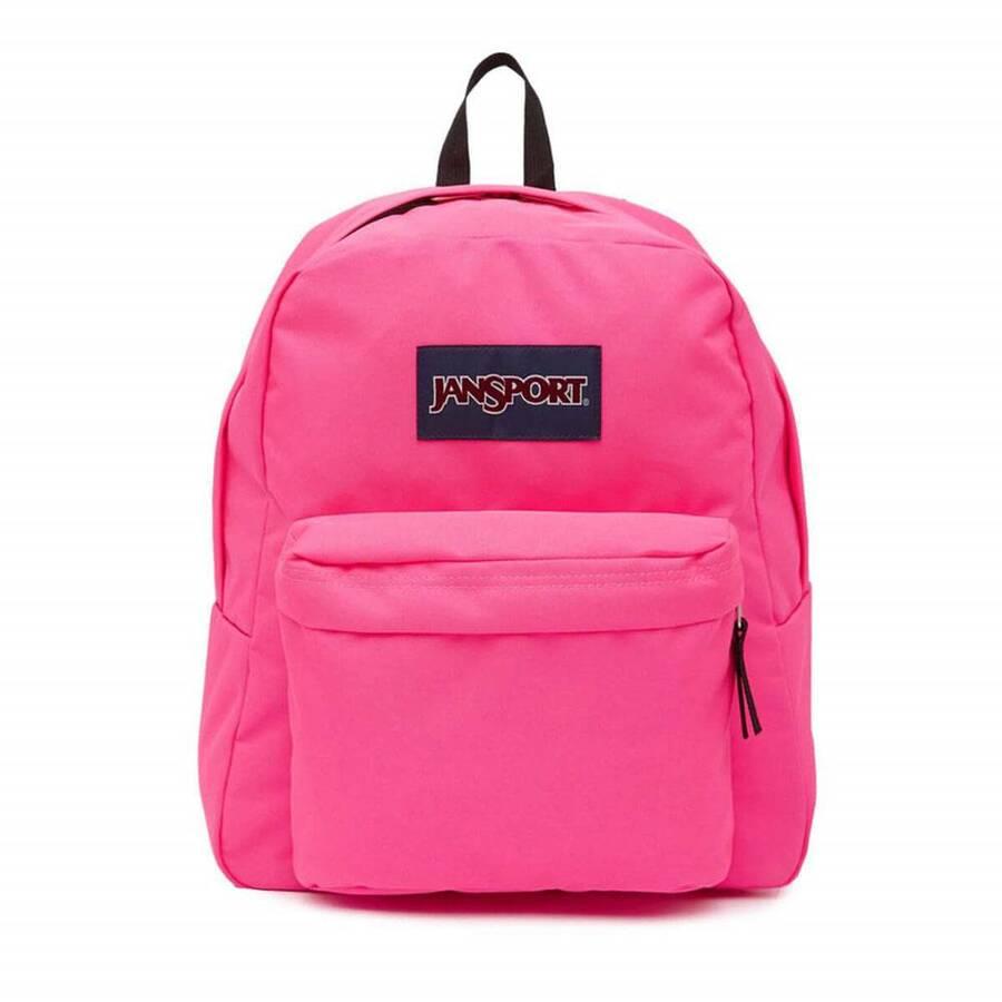 Jansport Sırt Çantası Spring Break Ultra Pink JS00TDH70R4