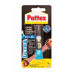 Pattex - Japon Süper Ultra Jel Yapıştırıcı 3Gr