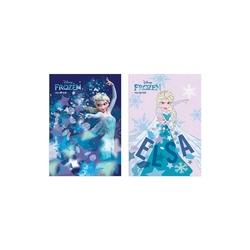 Keskin Color - Keskin Color Güzel Yazı Defteri A5 40 Yaprak Frozen II