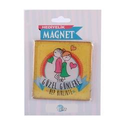Keskin Color - Keskin Color K-Gift Damla Magnet Türkçe Özlü Sözler