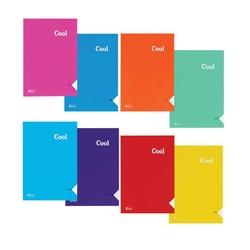 Keskin Color - Keskin Color pp Tel Dikişli Cool Defter A5 40 Yaprak Kareli