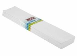 Kika - Kika Krapon Kağıdı 50x200cm 10'lu Beyaz