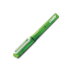 Lamy - Lamy Roller Kalem Kartuşlu Plastik Gövde Yeşil