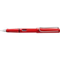 Lamy - Lamy V60 Safari Dolma Kalem Kırmızı