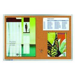 Legamaster - Legamaster Premium Mantar Pano 45 x 60 cm