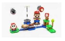 Lego - Lego Boomer Bill Baraj Ateşi Ek Macera Seti Yapım Seti
