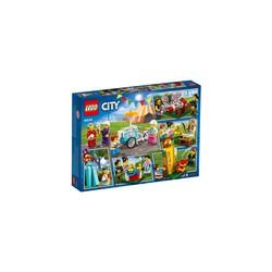 Lego - Lego City İnsan Paketi - Lunapark 60234