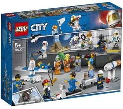 Lego - Lego City İnsan Paketi- Uzay Araştırma ve Geliştirme