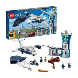 Lego - Lego City S Police Air Base