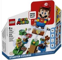 Lego - Lego Mario ile Maceraya Başlangıç Seti Yapım Seti
