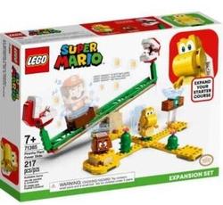 Lego - Lego Piranha Plant Güç Kaydırağı Ek Macera Seti Yapım Seti