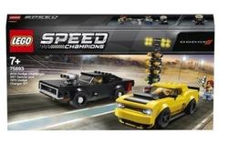 Lego - Lego Speed Champions Dodge Challenger-3