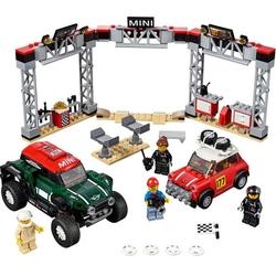 Lego - Lego Speed Champions Mini Cooper S Rally
