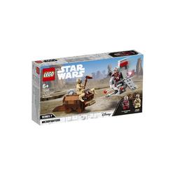 Lego - Lego Star Wars T-16 Skyhopper ve Bantha Mikro Savaşçılar
