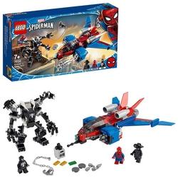 Lego - Lego Super Hereos Spiderman Jet