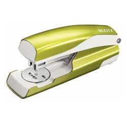 Leitz - Leitz 5502 Zımba Makinesi No:24-6 25-30 Sayfa Yeşil