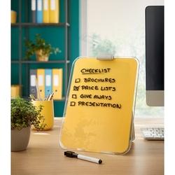 Leitz - Leitz Cosy Cam Ayaklı Sekreter Notluğu Sarı