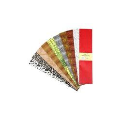 Lino - Lino Desenli Krapon Kağıdı 50x200 cm 10'lu
