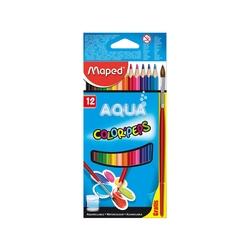 Maped - Maped Color Peps Aqua Kuru Boya 12'li 836011ZV