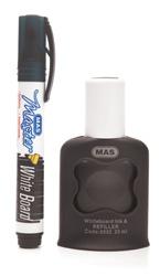 Mas - Mas 6085 Tahta Kalemi Doldurulabilir Siyah