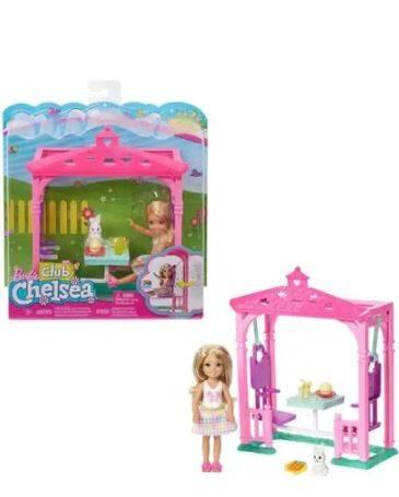 Mattel Barbie Chelsea Piknikte Oyun Seti