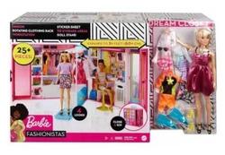 Mattel - Mattel Barbienin Rüya Dolabı Oyun Seti