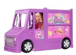 Mattel - Mattel Barbie'nin Yemek Arabası Oyun Seti