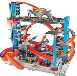 Mattel - Mattel Hw Ultımate Garaj