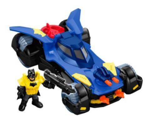 Mattel Imaginext Delüks Batmobil