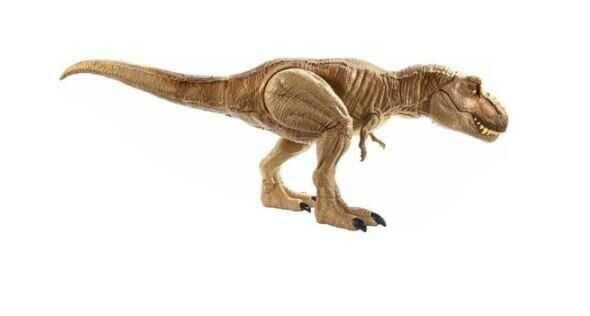 Mattel Jurassic World Efsanevi Kükreyen T-Rex Figürü
