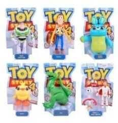 Mattel - Mattel Toy Story 7 Figürler