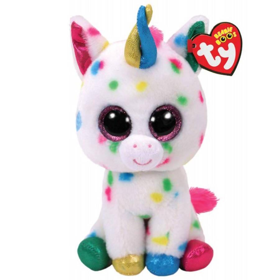 Mega Harmonie- Speckled Unicorn Reg Peluş Oyuncak