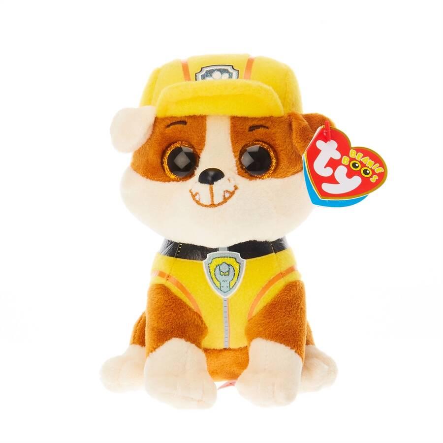 Mega Rubble-Paw Patrol Bulldog Reg Peluş Oyuncak