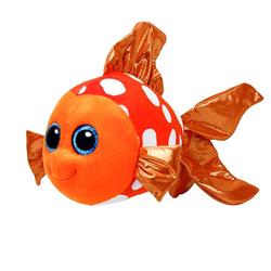 Mega Oyuncak - Mega Sami- Fish Orange Reg Peluş Oyuncak