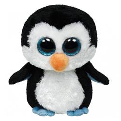 Mega Oyuncak - Mega Waddles- Penguin Reg Peluş Oyuncak