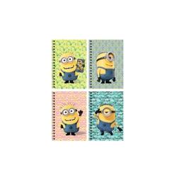 Keskin Color - Keskin Color Minions Metalize Bloknot A6 80 Yaprak